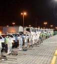 بلدية الجبيل تواصل تعقيم شوارع المحافظة للحد من فيروس كورونا