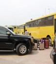 صور .. عزل 196 مواطنًا قدموا من البحرين 14 يومًا في فنادق بالدمام والخبر