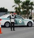 تعليمات جديدة لقائدي السيارات المستثناة من منع التجول عند الاقتراب من نقطة التفتيش