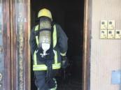 """وفاة و""""٤"""" إصابات نتيجة حريق بشقة سكنية في الدمام"""