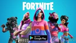 """أخيراً .. لعبة """"فورت نايت"""" الشهيرة أصبحت متوفرة على جوجل بلاي"""