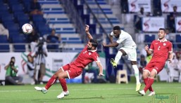 لاعب الاتحاد فهد المولد ينهي فترة إيقافه
