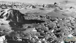 علماء يكتشفون آثار أنهار قديمة على المريخ