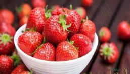 كيف تساهم الفراولة في تخفيف الجوع ومحاربة عطش رمضان !؟