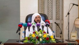 وزير الشؤون الإسلامية: المساجد في المملكة لها مكانة كبرى عند القيادة ونجد كل الدعم والرعاية