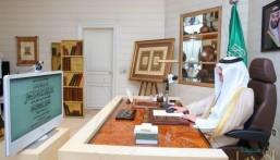"""رسميًا في الأحساء … الأمير """"سعود بن نايف"""" يُدشن تقاطع طريقي """"الملك عبدالله""""مع """"الملك فهد"""" إلكترونيًا"""