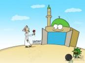 المساجد تفتح أبوابها