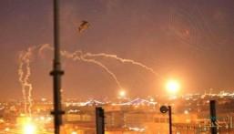 هجوم صاروخي قرب السفارة الأميركية في بغداد