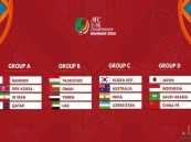 كأس آسيا للناشئين: المنتخب السعودي في المجموعة الرابعة مع اليابان وإندونيسيا والصين