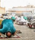"""شاهد… هكذا استقبل """"300"""" جامع ومسجد المصلين بصلاة الجمعة في الأحساء"""