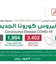 """الصحة: """"فيروس كورونا"""" يُصيب ٤٠٠ شخص في الأحساء"""