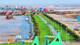 """محطة شاطئ """"عاصمة السياحية"""" مغلقة … و""""متحدث الأمانة"""" يُبشر: شرط واحد لحل الأزمة بأسرع وقت"""