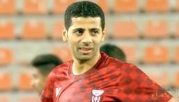 """لصعوبة إلتحاقه بتدريبات الفريق """"النصر الكويتي"""" يفسخ عقد تيسير الجاسم"""