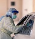 """""""صحة الأحساء"""" تزف بُشرى عبر """"الأحساء نيوز"""": منفذ جديد للفحص داخل السيارات"""