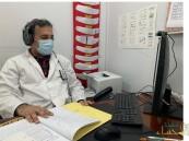 عيادات افتراضية بمستشفى الجبر