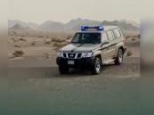 """شاهد.. انتشار """"المجاهدين"""" في الوديان و الطرق الترابية لمنع تسلل المخالفين إلى مكة"""