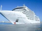 كشف سبب عودة سفينة سياحية لميناء الملك عبد الله بعد يومين من انطلاقها
