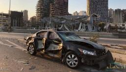 الكشف عن أحدث حصيلة لضحايا انفجار بيروت