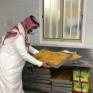 ضبط 8 أطنان مواد غذائية داخل شقة سكنية بالشرقية