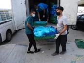 """مركز """"حي الملك فهد"""" يوزع لحوم 373 أضحية على المستفيدين"""