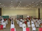 تقنية الأحساء تهيء 1200 مستجداً على مجموعات في 4 أيام بإجراءات احترازية