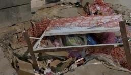 بسبب مقاول … حفرة تؤرق حياة أسرة في «سلمانية الأحساء» !!