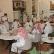 بالصور … الأحساء تشهد افتتاح أول مقهى بالمملكة يعتمد على الطاقة المتجددة