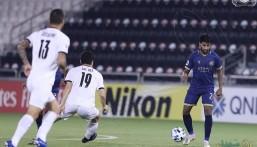"""النصر"""" يعزز صدارته لمجموعته الآسيوية بتعادله مع السد بلاعبيه البدلاء"""