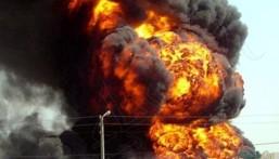 """إصابة 200 شخص إثر انفجار عبوة غاز """"كلور"""" في إيران"""