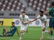 الاهلي يضمن التأهل إلى دور الـ 16 من دوري أبطال اسيا بعد فوزه على الشرطة العراقي