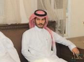 """""""المزيني"""" تحتفي بعقد قران ابنها """"خالد"""""""