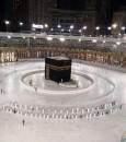 أداء صلاة الغائب في الحرمَيْن الشريفَيْن على الشيخ صباح الأحمد