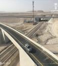 """بالصور… افتتاح استكمال """"دائري الأحساء"""" بتكلفة تجاوزت 177 مليون ريال"""