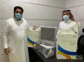 في المرحلة الأولى .. خيرية الرميلة توزّع 30 جهاز حاسب آلي و 150 حقيبة مدرسية مُجهزة