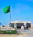 """بالصور … """"بلدية سلوى"""" تزدان بالأخضر احتفاء باليوم الوطني الـ90"""