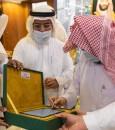 """""""السديس"""" يدشّن تطبيق جديد لحجز العربات إلكترونياً بالمسجد الحرام .. التفاصيل ورابط التحميل"""