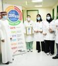 """طوارئ  """"الملك عبدالعزيز"""" بالأحساء يحتفي بمرور 100 يوم على نجاح خطة تقليص وقت انتظار المرضى"""