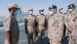 بالفيديو .. رئيس هيئة الأركان العامة يطّلع على جاهزية الموقف العسكري بقيادة المنطقة الشرقية