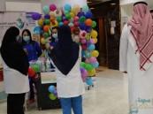 """بالصور .. """"مركز كيان الطبي"""" يُفعّل الأسبوع العالمي لمكافحة العدوى"""