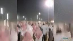 """جموع غفيرة تشيع جثمان الشيخ المحدّث """"محمد علي آدم الإثيوبي"""" بمكة"""