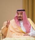 """""""خادم الحرمين"""" يوجه كلمة للمواطنين والمقيمين وعموم المسلمين بمناسبة عيد الفطر المبارك"""