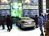 مصادر تكشف عن إجراءات جديدة لمنع دخول المركبات لساحات الحرم المكي