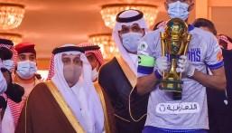 """""""الهلال"""" بطلاً لـ """"كأس خادم الحرمين الشريفين"""" بفوزه على """"النصر"""" بهدفين"""