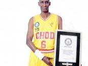 السعودي محسن خلف يدخل موسوعة غينيس كأكبر لاعب كرة سلة في العالم بعمر 51 عاماً