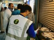 في حملة موسّعة بالشرقية .. مصادرة  نحو 1.7 طن أسماك غير صالحة وتحرير 71 مخالفة لبائعي الأسماك