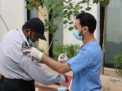 استكمال حملة التطعيم ضد الأنفلونزا الموسمية بمركز التأهيل الشامل بالأحساء