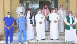 تطعيم 600 موظف بمكتب البيئة والمياه والزراعة ضد الأنفلونزا الموسمية