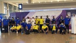 قوى نادي ذوي الإعاقة بالأحساء تشارك في بطولة المملكة