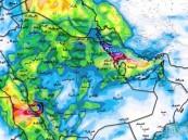 طقس الإثنين: استمرار انخفاض الحرارة على الشرقية والمناطق الشمالية والوسطي