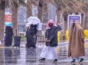 من الجمعة حتى الإثنين  .. الأرصاد تتوقع: هطول أمطار رعدية على بعض مناطق المملكة (جدول بياني)